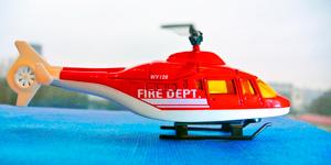 Вертолёт спасателей.  Игрушки для мальчиков.  Новые видео для детей.